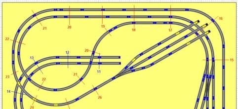 Railroad-Professional: Representation of the upper layer alone